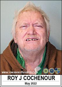Roy James Cochenour a registered Sex Offender of Iowa