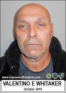 Valentino E Whitaker a registered Sex Offender of Iowa