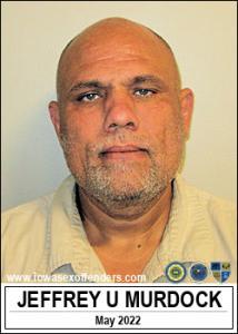 Jeffrey Ure Murdock a registered Sex Offender of Iowa