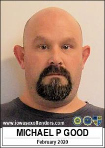 Michael Paul Good a registered Sex Offender of Iowa