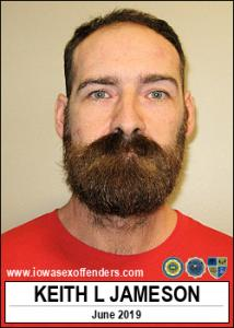 Keith Lloyd Jameson a registered Sex Offender of Iowa