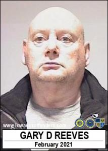 Gary Dale Reeves a registered Sex Offender of Iowa