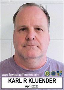 Karl Ronald Kluender a registered Sex Offender of Iowa