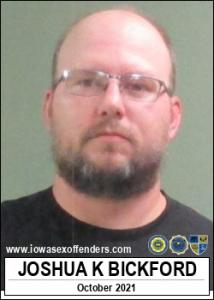 Joshua Kyle Bickford a registered Sex Offender of Iowa
