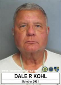 Dale Richard Kohl a registered Sex Offender of Iowa