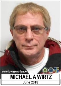 Michael Anthony Wirtz a registered Sex Offender of Iowa