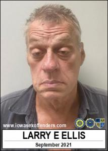 Larry Eugene Ellis a registered Sex Offender of Iowa