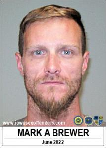 Mark Allen Brewer a registered Sex Offender of Iowa