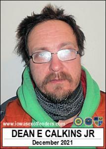 Dean Edward Calkins Jr a registered Sex Offender of Iowa