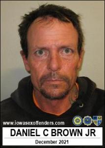 Daniel Clay Brown Jr a registered Sex Offender of Iowa