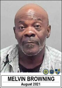 Melvin Browning a registered Sex Offender of Iowa
