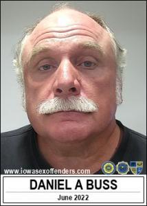 Daniel Arnold Buss a registered Sex Offender of Iowa