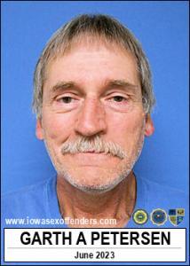 Garth Alan Petersen a registered Sex Offender of Iowa