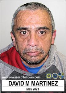 David Marin Martinez a registered Sex Offender of Iowa