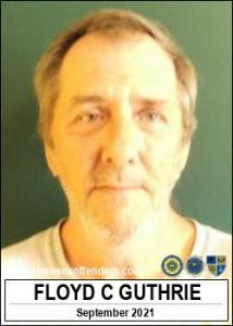 Floyd Clyde Guthrie a registered Sex Offender of Iowa