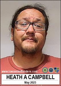 Heath Allen Campbell a registered Sex Offender of Iowa