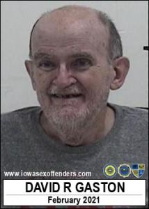 David Ray Gaston a registered Sex Offender of Iowa