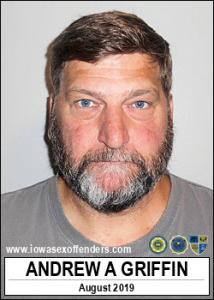Andrew Amos Griffin a registered Sex Offender of Iowa