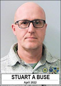 Stuart Allen Buse a registered Sex Offender of Iowa