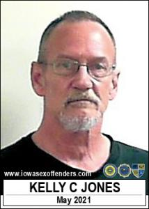 Kelly Curtis Jones a registered Sex Offender of Iowa