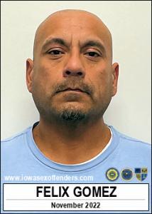 Felix Gomez a registered Sex Offender of Iowa