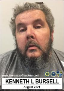 Kenneth Lee Bursell a registered Sex Offender of Iowa