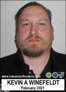 Kevin Anthony Winefeldt a registered Sex Offender of Iowa