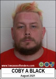 Coby Alan Black a registered Sex Offender of Iowa