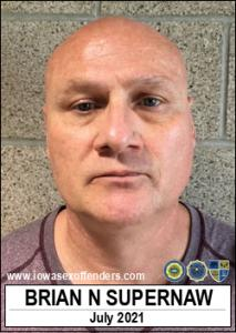 Brian Noel Supernaw a registered Sex Offender of Iowa