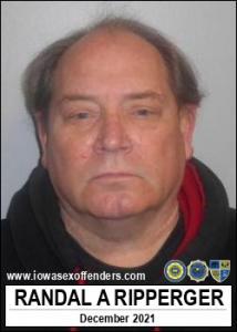 Randal Allen Ripperger a registered Sex Offender of Iowa