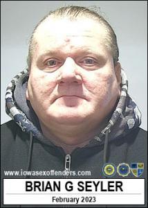 Brian George Seyler a registered Sex Offender of Iowa