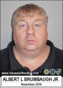 Albert Leon Brumbaugh Jr a registered Sex Offender of Iowa