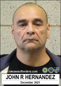 John Ruiz Hernandez a registered Sex Offender of Iowa