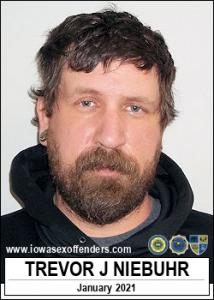 Trevor James Niebuhr a registered Sex Offender of Iowa