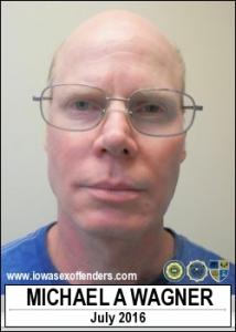 Michael Allan Wagner a registered Sex Offender of Iowa