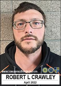 Robert Lee Crawley a registered Sex Offender of Iowa