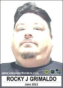 Rocky Joe Grimaldo a registered Sex Offender of Iowa