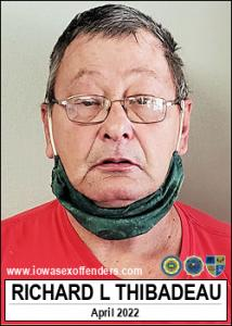 Richard Lee Thibadeau a registered Sex Offender of Iowa