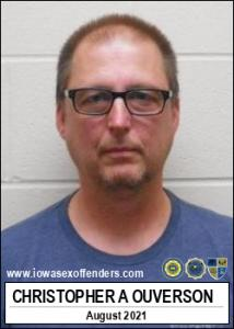 Christopher Alan Ouverson a registered Sex Offender of Iowa