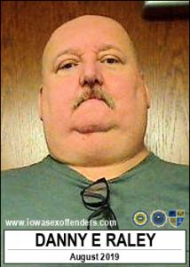 Danny Eugene Raley a registered Sex Offender of Iowa