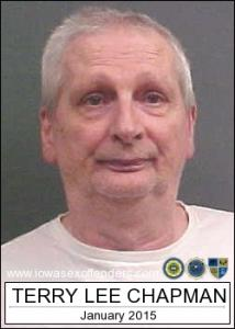 Terry Lee Chapman Sr a registered Sex Offender of Iowa