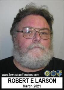 Robert Eugene Larson a registered Sex Offender of Iowa
