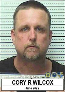 Cory Russell Wilcox a registered Sex Offender of Iowa