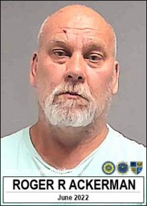 Roger Ray Ackerman a registered Sex Offender of Iowa