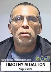 Timothy Matthew Dalton a registered Sex Offender of Iowa