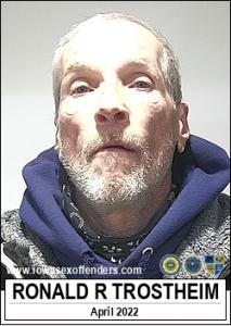 Ronald Ray Trostheim a registered Sex Offender of Iowa