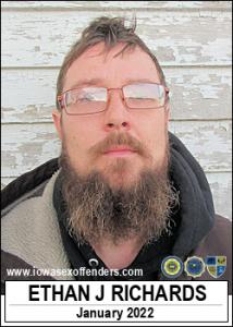 Ethan James Richards a registered Sex Offender of Iowa