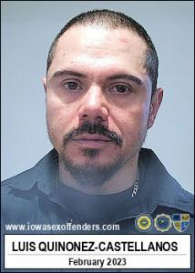Luis Quinonez-castellanos a registered Sex Offender of Iowa