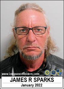 James Ray Sparks a registered Sex Offender of Iowa
