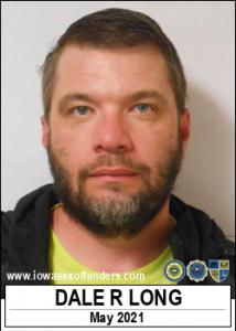 Dale Raymond Long a registered Sex Offender of Iowa